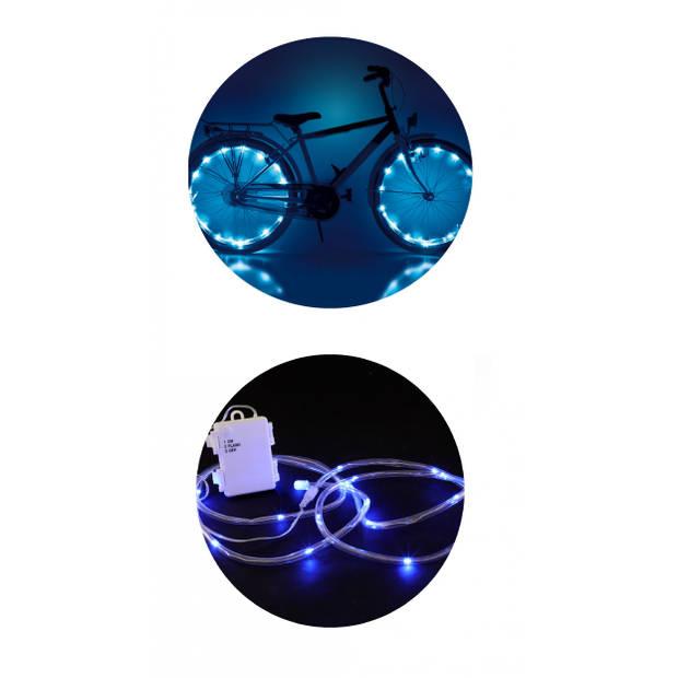 Toi-Toys verlichtingsset fiets led-licht snoer