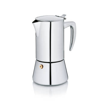 Korting Espressomaker, 4 Kops Kela Latina