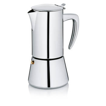 Korting Espressomaker, 6 Kops Kela Latina