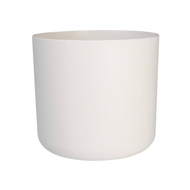 Elho - B.for Soft Rond 35cm Wit