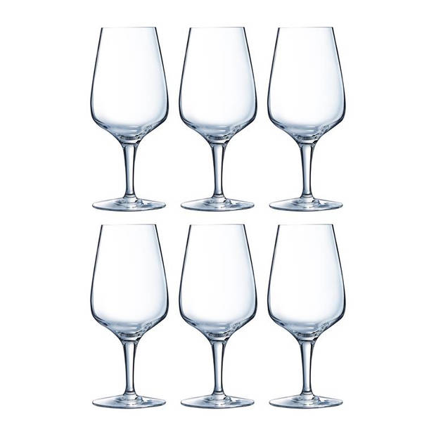 Chef & Sommelier - Sublym Multi Use 35 Cl Set 6