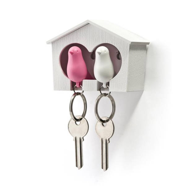 Qualy - Sparrow Key Duo - pink