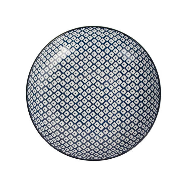 Gusta diep bord Japanese - Ø21,5 cm