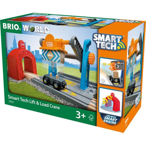 BRIO SMART Lift & Load Crane - 33827