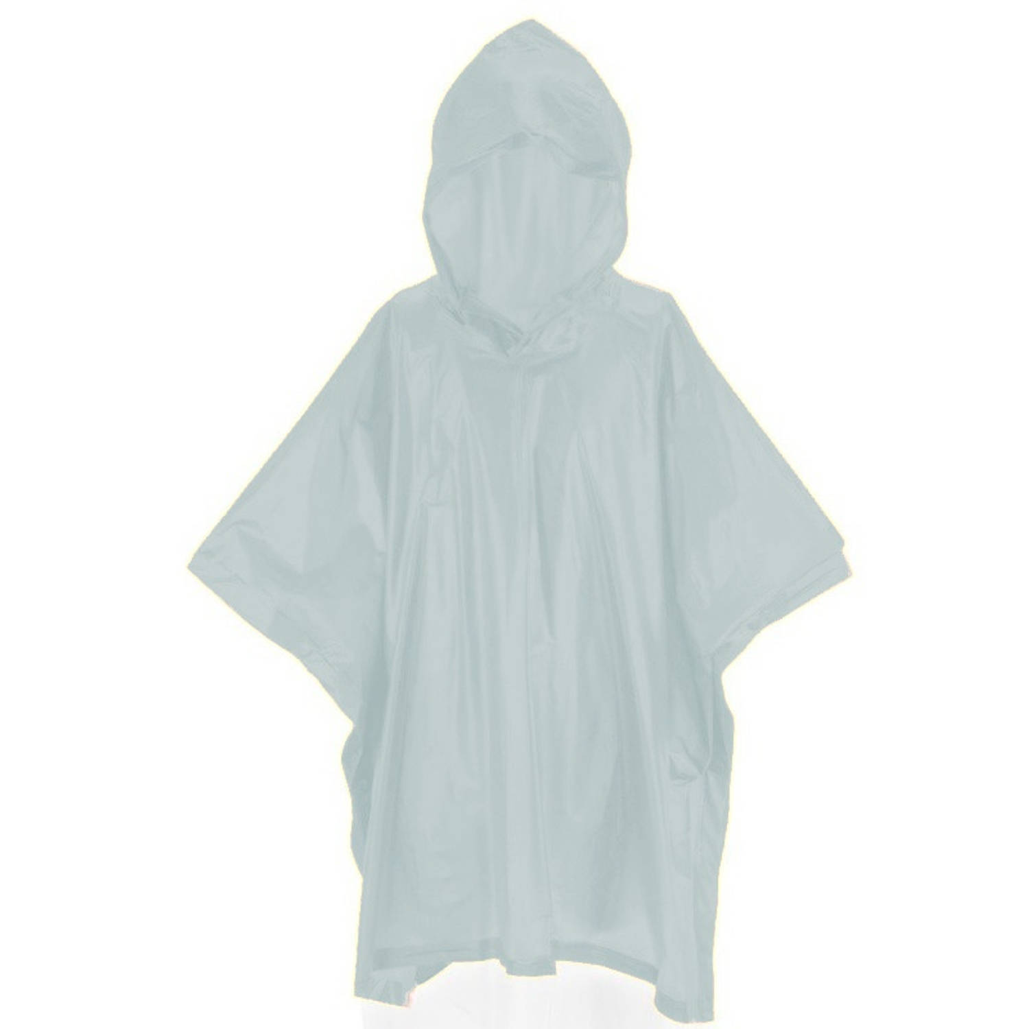 Korting Free And Easy Regenponcho Junior One Size Transparant