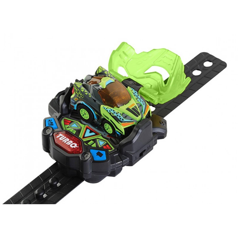 Vtech Turbo Force Racers - Green Racer Voertuig Groen