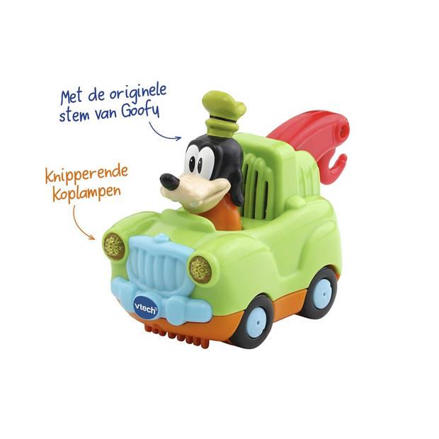 VTech Toet Toet auto: Disney Goofy Takelwagen 10 cm groen