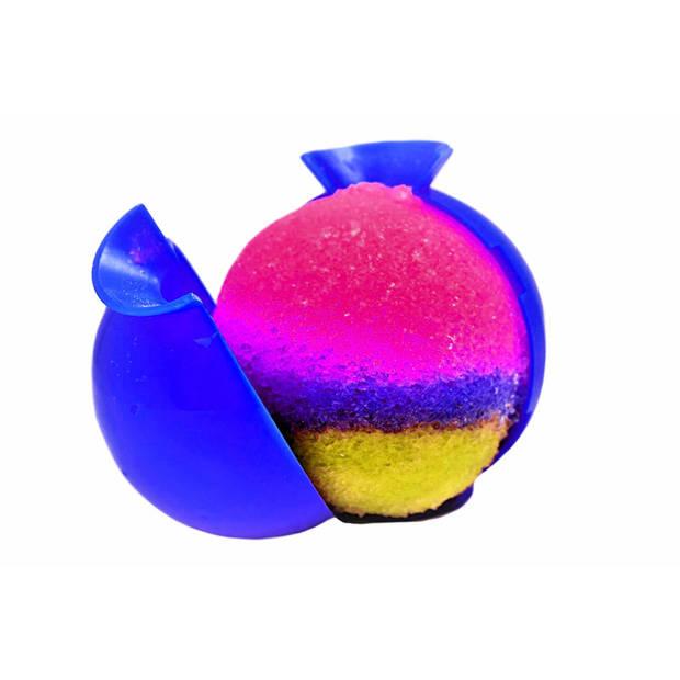 Tender Toys stuiterbal DIY 5-delig blauw