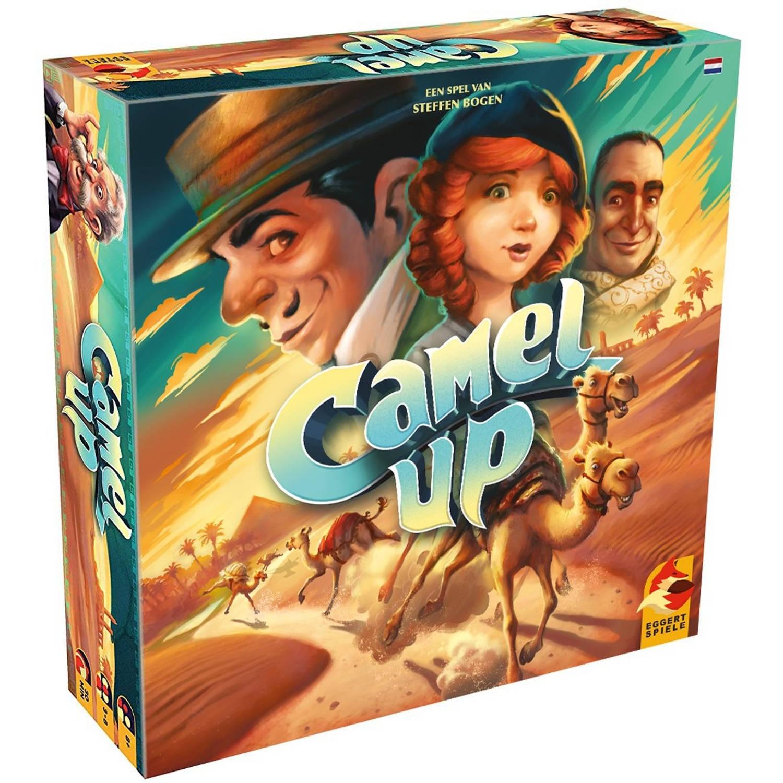 Afbeelding van Asmodee Camel Up gezelschapsspel