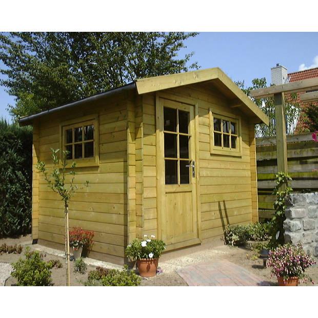 Intergard Blokhut tuinhuisje Norwich 300x250cm