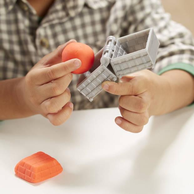 Play-Doh Wheels kraan en heftruck
