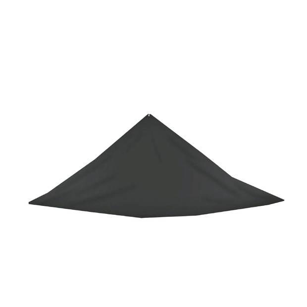 Schaduwdoek Antraciet 360x360x360