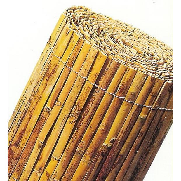 Intergard Gespleten bamboematten 2x5m
