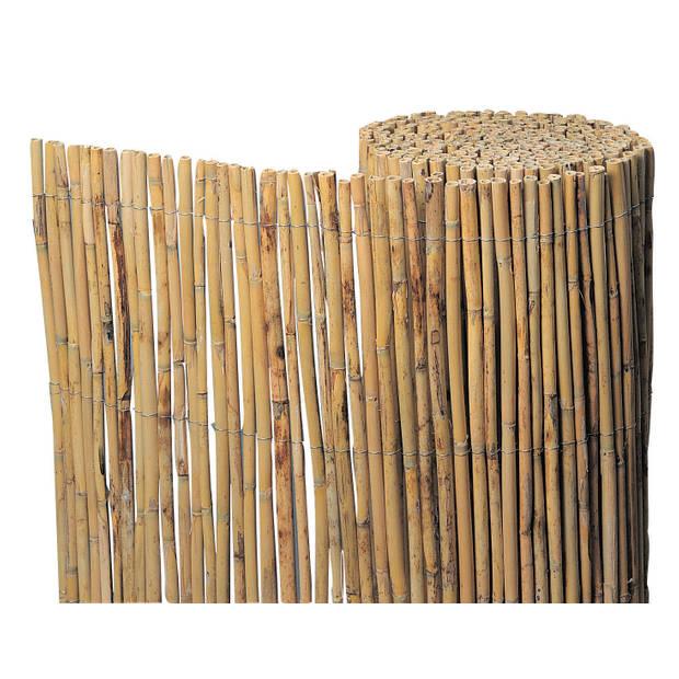 Intergard Bamboematten tuinscherm bamboe 2x5m