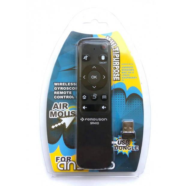Ferguson SR410 - Air mouse afstandsbediening met gyroscoop