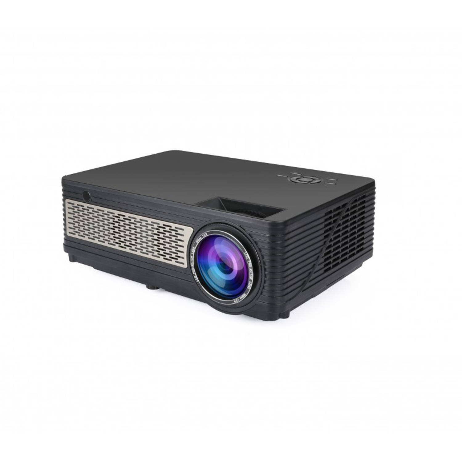Overmax OVB300 beamer- 1080p Full HD projector 3200 lumen, Wifi, Android 6.0