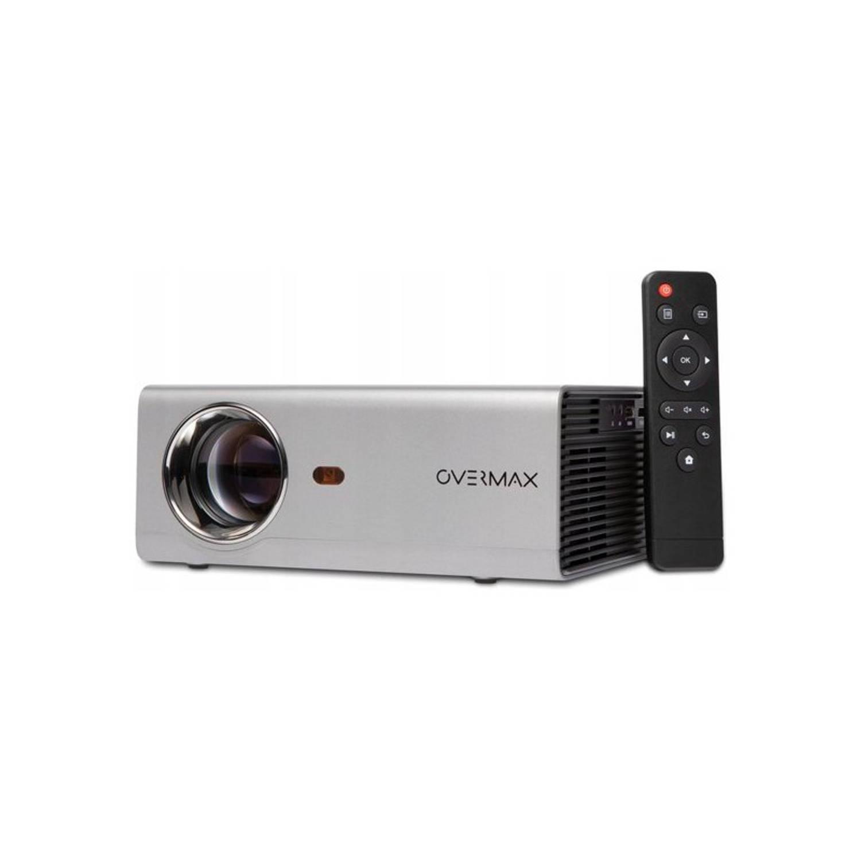 Overmax Multipic 3.5 Beamer LED FULL HD WIFI Grijs