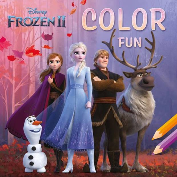 Disney Color Fun - Disney Frozen