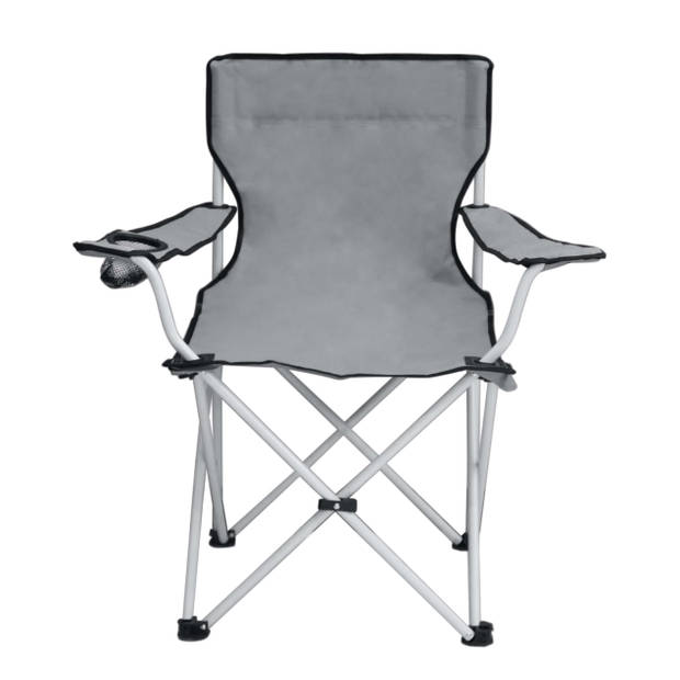 Royal Patio campingstoel Mellum - lichtgrijs