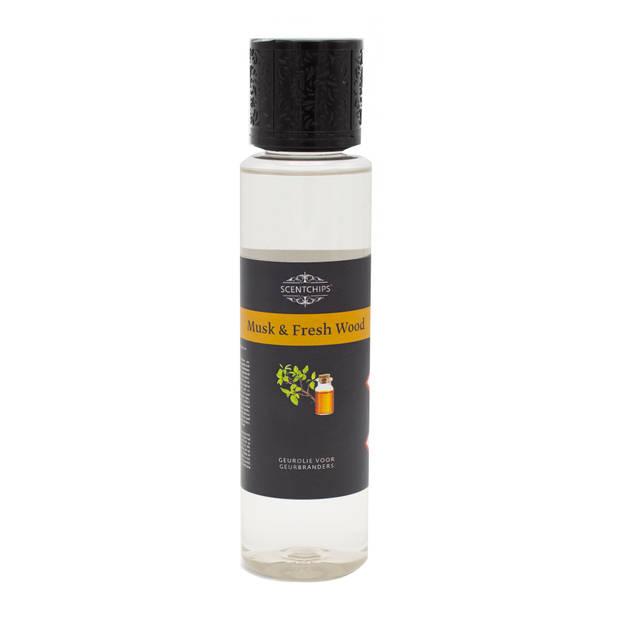 Scentchips geurolie - Musk & Freshwood - 200 ml