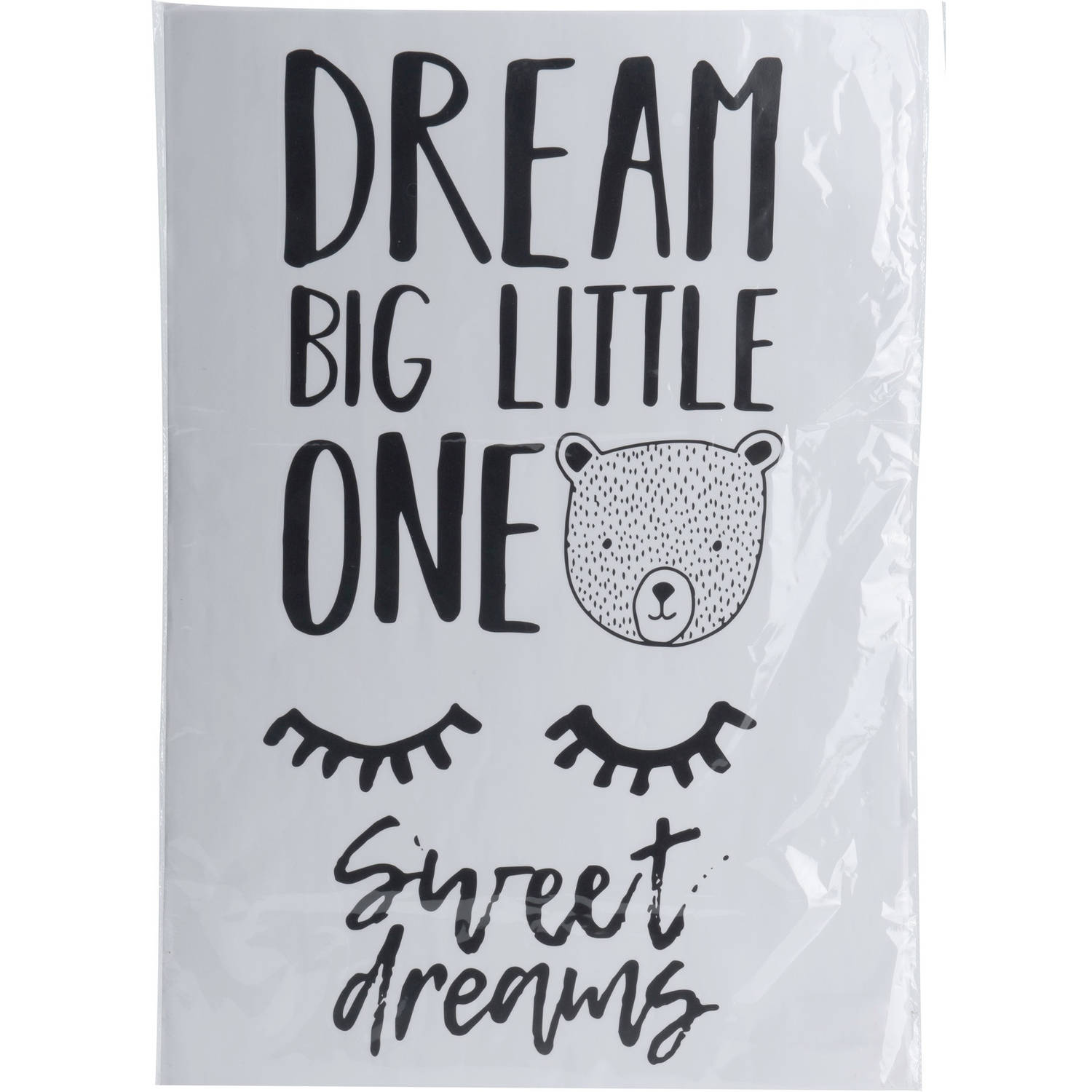 Free And Easy Muurstickers Kids Collection: Sweet Dreams