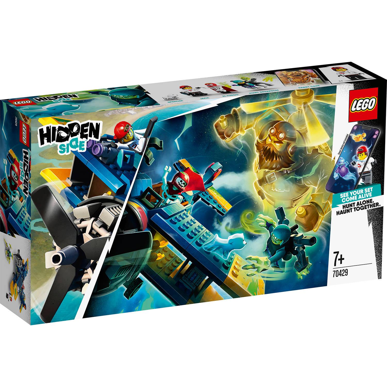 Lego 70429 Hidden El Fuego Stuntvliegtuig