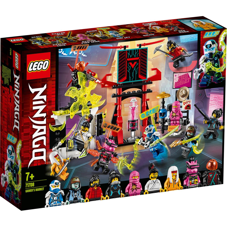 LEGO Ninjago Gamer's Markt 71708