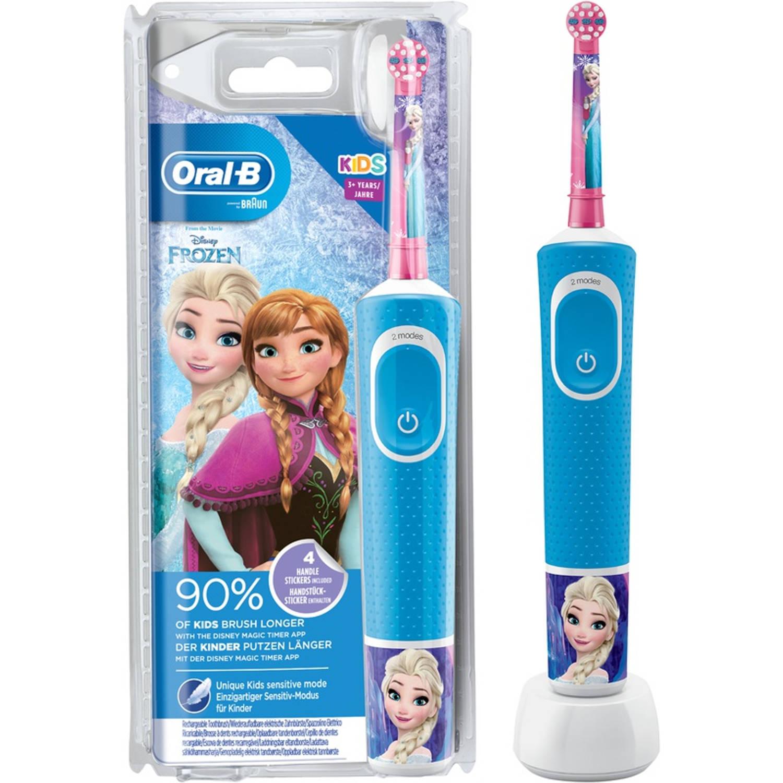 Korting Oral B elektrische tandenborstel kids Frozen