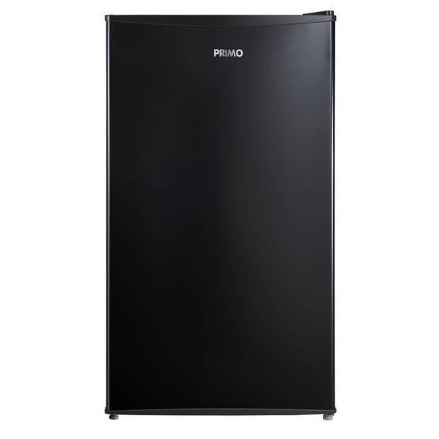 Primo PR101FR Tafelmodel koelkast met extra koelvak - 93L - A+/F - Zwart