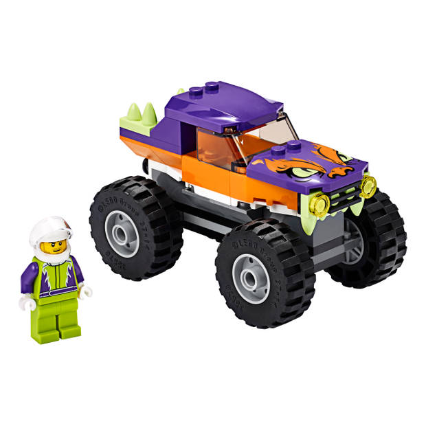 LEGO City monstertruck 60251