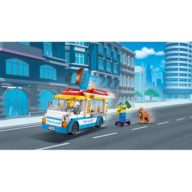 LEGO City ijswagen 60253