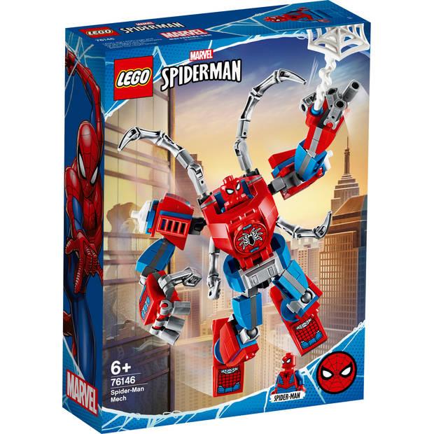 LEGO Super Heroes Spider-Man mecha 76146