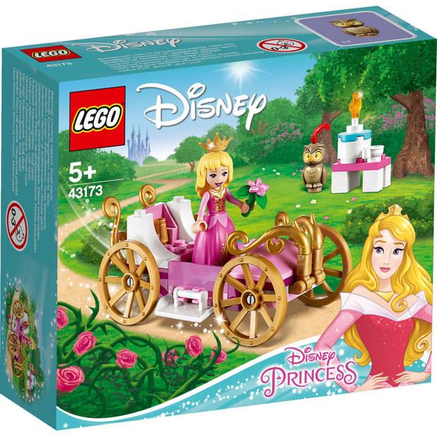 LEGO Disney Princess Aurora's koets 43173
