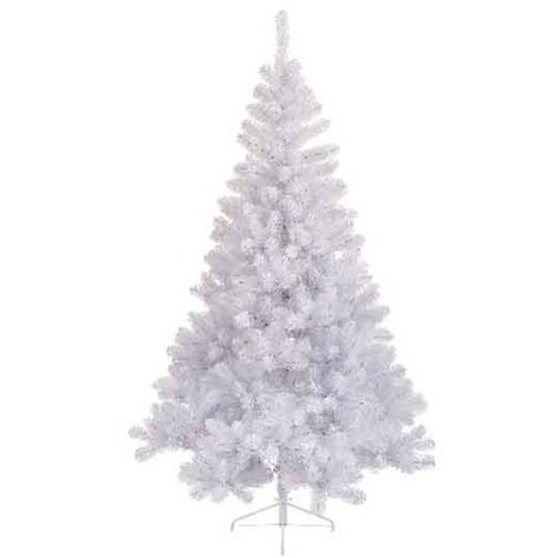 Kunst kerstboom Imperial Pine 340 tips wit 150 cm