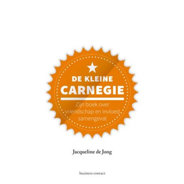 De Kleine Carnegie - Kleine Boekjes - Grote