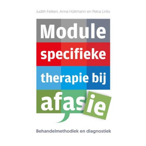 Module Specifieke Therapie Bij Afasie