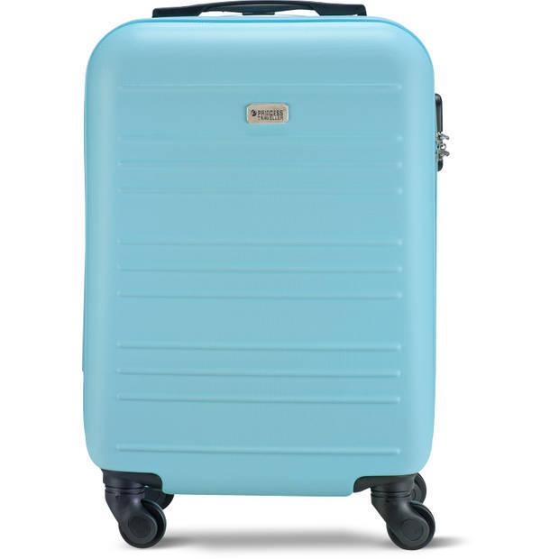 Princess Traveller California cabinkoffer lichtblauw