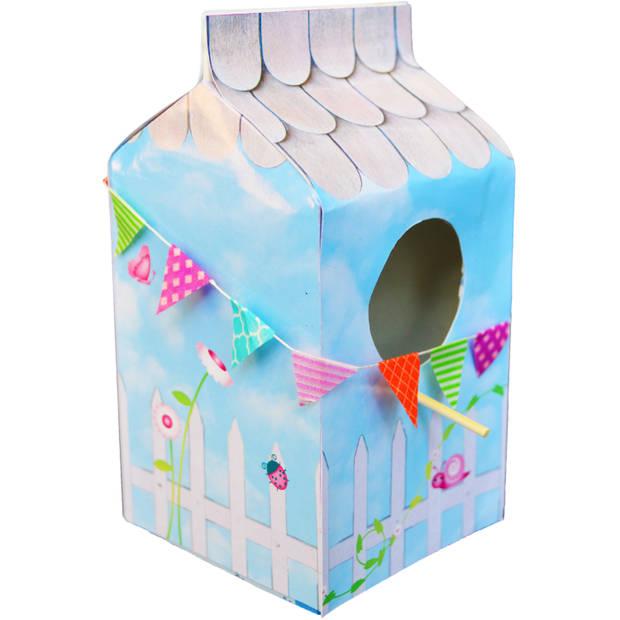 Re-Cycle-Me knutselpakket voor Melkpakken