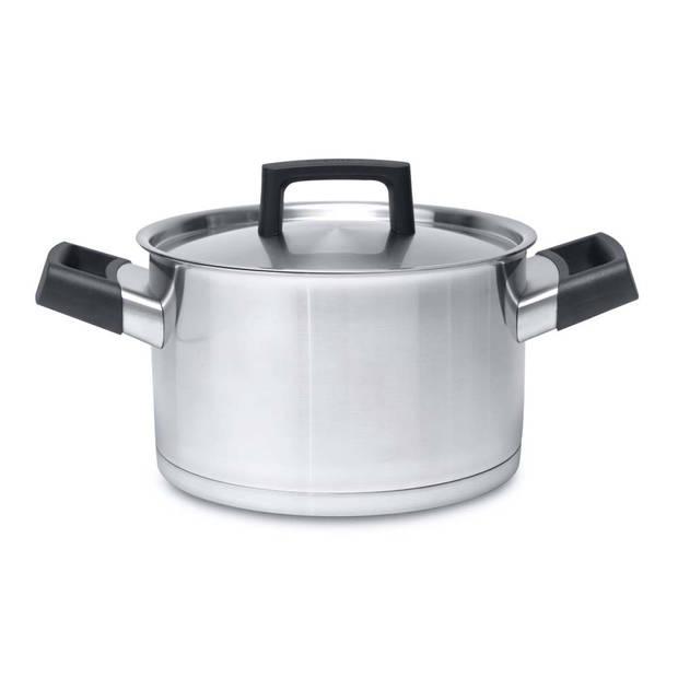 Kookpan met deksel, 20 cm - BergHOFF Ron