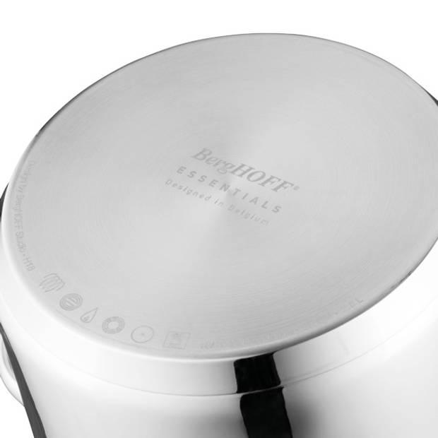 Hapjespan Comfort met deksel, 24 cm - BergHOFF Essentials