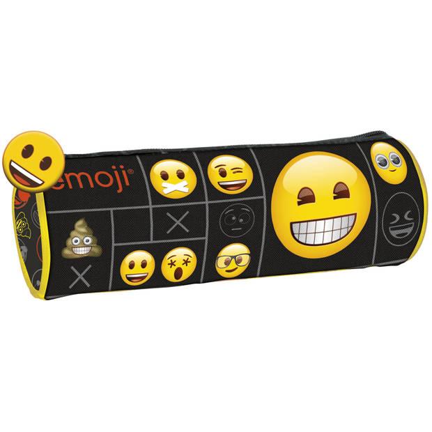 Emoji Faces - Etui - 21 x 7 cm - Multi