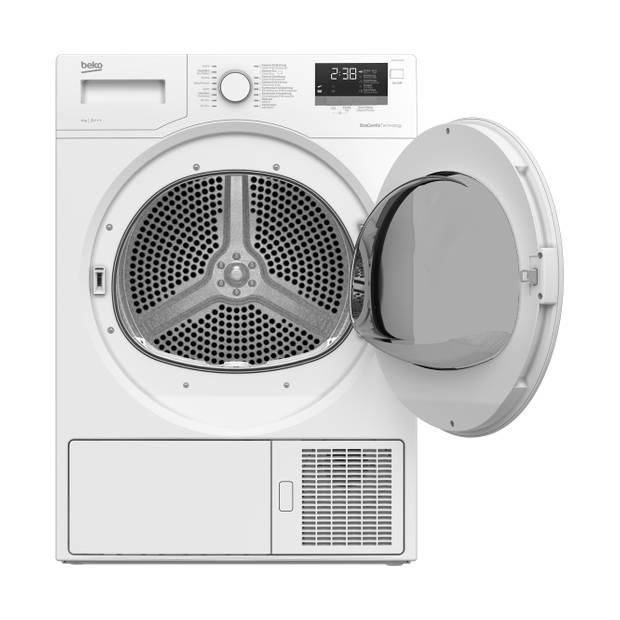 Beko DH8733GA0 warmtepompdrogers - Wit