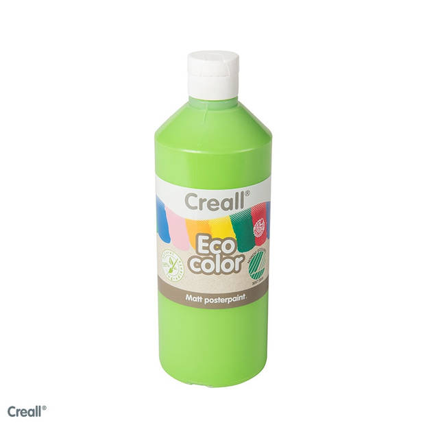 Creall-eco color plakkaatverf lichtgroen