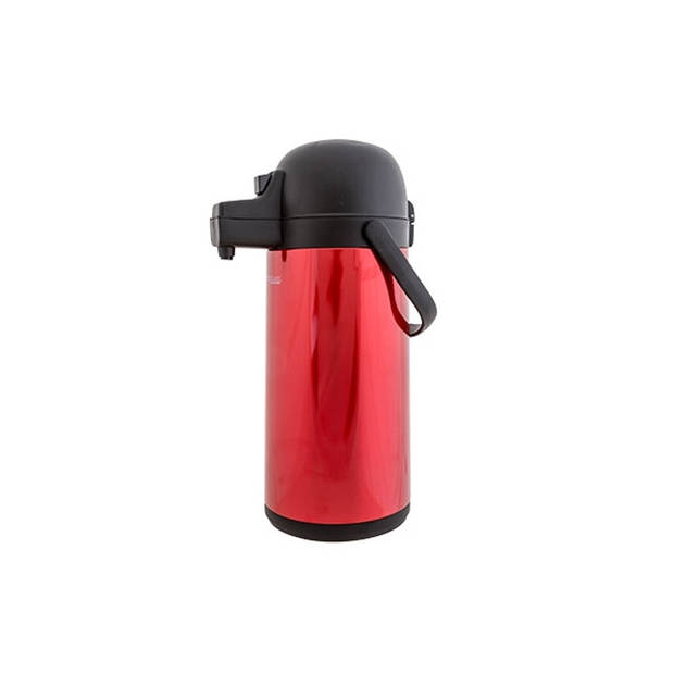 Thermos Pompkan - 1,9 liter - Rood