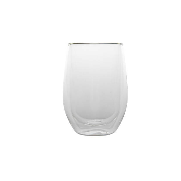 Cosy & Trendy Isolate Glas Dubbelwandig - 35 cl -Set-2