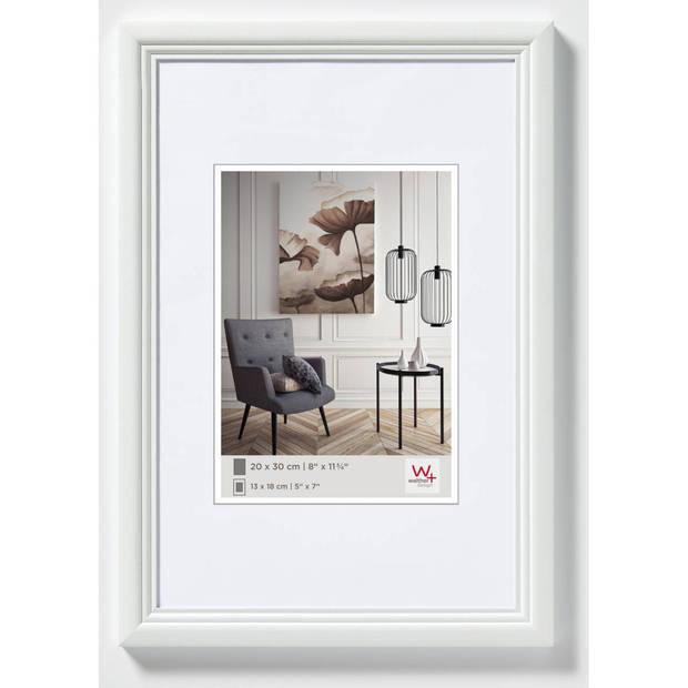 Walther Living fotolijst 20x30 cm wit