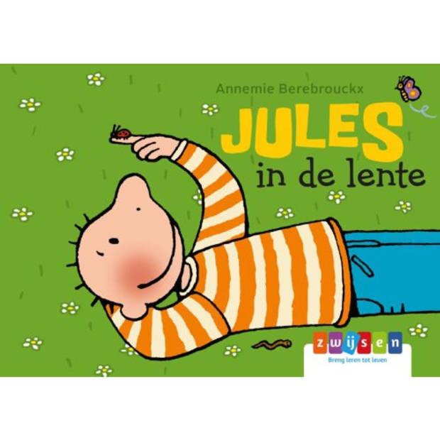 Jules In De Lente - Jules Kartonboekje