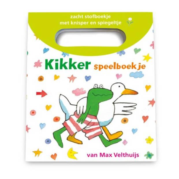 Kikker Speelboekje - Kikker