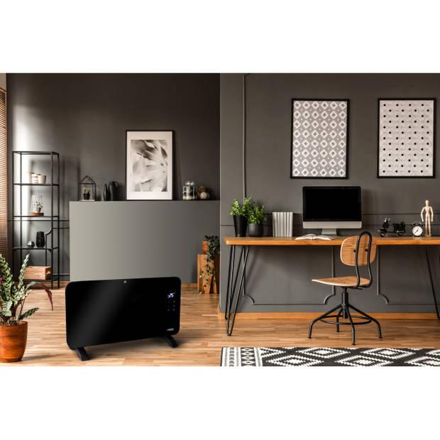 341500 Smart Glazen Paneelverwarmer