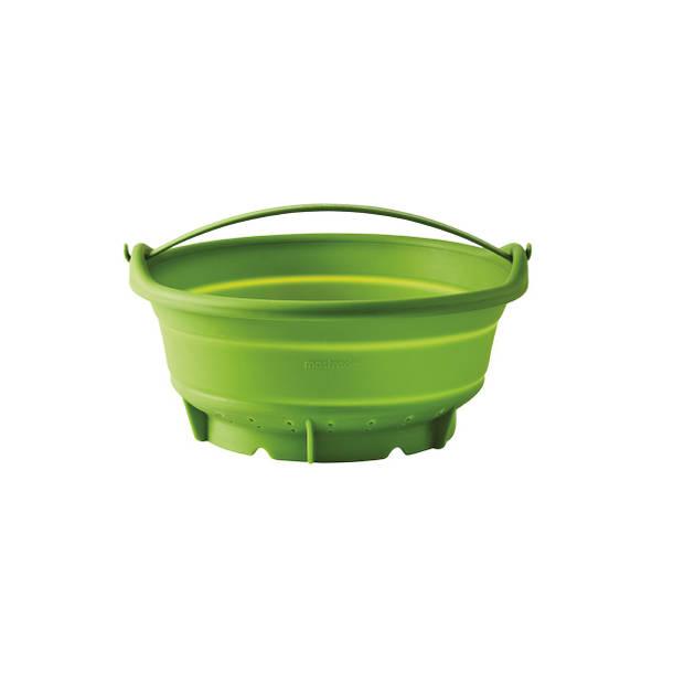 Stoommandje 24 cm, Groen - Mastrad